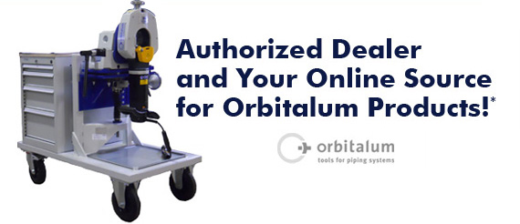 Orbitalum USA - Tools for Piping Systems